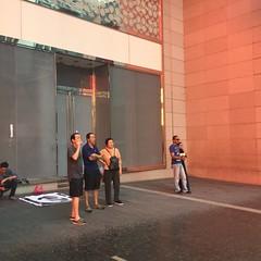 (shangleo) Tags: street jesus fake ressurection photography kuala lumpur malaysia candid snap moment bintang