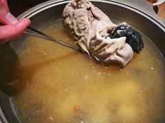 Dinner(chicken in the stomach of pig) (Alfred Life) Tags: 初三 參合院 晚餐 dinner 徠卡 華為 华为 summarit asph leica leicaduallenses summarith12227asph plus p9 huawei huaweip9plus summarith12227 徕卡 p9p