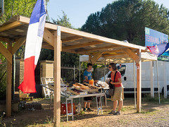 day seventeen: provence (dolanh) Tags: provence france fruitstand