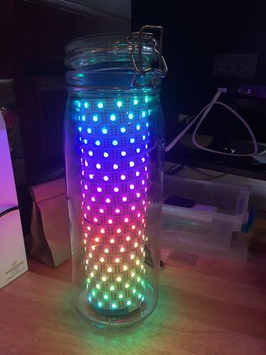 Blinky Jar