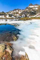 IMG_3406 (rokad) Tags: montagne neige lacs pyrnes randonne ayous