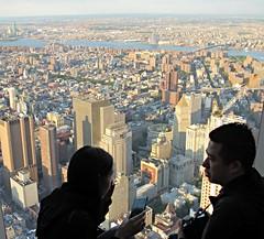 New York City (Dan_DC) Tags: newyorkcity panorama downtown view manhattan observatory 1wtc oneworldtradecenter
