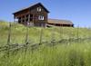 Erikssongården, Tyresta (Steffe) Tags: summer green grass fence nationalpark sweden haninge tyresta gärdesgård