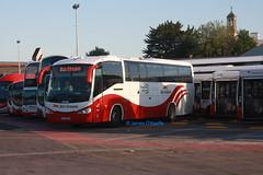 Bus Eireann SC332 (151D23076). (SC 211) Tags: century cork buseireann irizar scaniak340 sc332 june2015 capwellbusdepot 151d23076