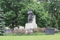 Nathaniel Banks Statue (pegase1972) Tags: usa statue ma us unitedstates massachusetts mass tatsunis