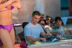 Ashley Wallbridge at Marquee Las Vegas 2015 (EDMNews) Tags: party portrait usa marquee dj lasvegas rave edm electrohouse ashleywallbridge edcweek