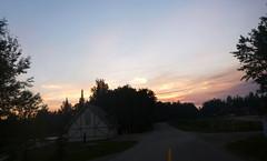 Sunset (lgoub) Tags: canada nationalpark saskatchewan princealbert waskesiu northerncanada mapleland princealbertpark waskesiulake