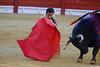 El Fandi, Alicante (Fotomondeo) Tags: españa spain bull bullfighter toros bullfight toro bullring matador torero corridadetoros fogueres hogueras hoguerasdesanjuan davidfandila elfandi fujifilmxm1