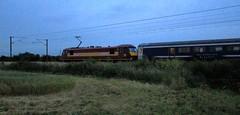 Egmanton (GBRf 66702) Tags: db east nottinghamshire inverness midlands dbs notts eastcoastmainline eastmidlands schenker mainline 2026 ecml class90 caledoniansleeper londoneuston egmanton dbschenker 1m16 1m162026invernesslondoneuston