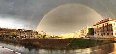 Arcoris en Meliana (Manel) Tags: rainbow arcoris regenbogen arcenciel arcdesantmart ostadar reggebogge