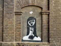 numb (maximorgana) Tags: street brick art wall graffiti heart dumb cartagena numb cinecentral