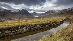 Llugwy Leat (Edward W Roberts) Tags: snowdonia tryfan leat ogwen llugwy afonllugwy ffynnonllugwy
