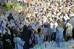 72. The blessing of water on the day of the Svyatogorsk icon of the Mother of God / Водосвятный молебен в день празднования Святогорской иконы Божией Матери