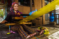 The Yakan Weavers of the Philippines (ericmontalban) Tags: