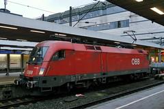 P2480729 (Lumixfan68) Tags: eisenbahn loks baureihe 1116 öbb österreichische bundesbahn taurus siemens eurosprinter es 64 elektroloks drehstromloks