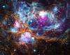 Cosmic 'Winter' Wonderland (NASA's Marshall Space Flight Center) Tags: nasa nasas marshall space flight center chandra xray observatory