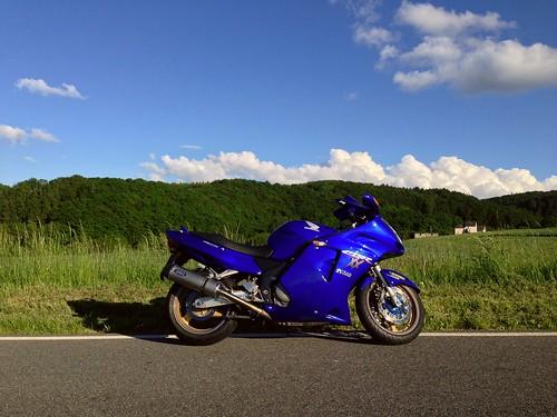 "Honda CBR 1100 XX ""Superblackbird"""