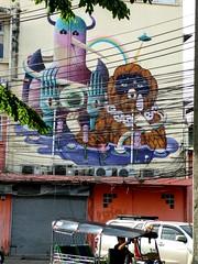 Fellow travelers in Bangkok (ashabot) Tags: travel seetheworld worldview seasia streetscenes street