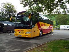 144-01 (Ian R. Simpson) Tags: bf61hbe mercedes tourismo westbus