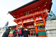 DSC_5857 (okm789911111) Tags: 伏見稻荷神社 千本鳥居 nikon1685