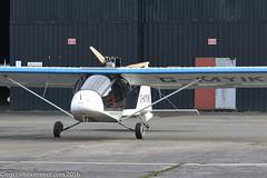 G-MYIK - 1993 build Kolb Twinstar Mk.III, visiting Barton (egcc) Tags: barton cityairport egcb gmyik kolb lightroom manchester microlight pfa20512220 smith twinstar twinstarmkiii ward