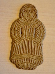 Gingerbread Woman (Michiel2005) Tags: speculaas speculaaspop gingerbreadwoman gingerbread koek nederland netherlands holland
