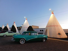 The Wigwam Motel (jimmywayne) Tags: arizona holbrook route66 rt66 66 historic navajocounty motel wigwam nrhp nationalregister