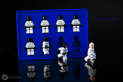 5/365 New Troopers ([inFocus]) Tags: canon 5dmkiv 5d 365 project365 photoaday toys toy strobist starwars studio stormtrooper plastic action actionfigure lego creative tabletop reflection