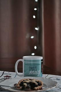 Oma's mug