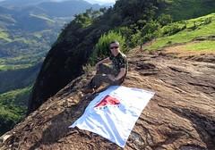 Eu no topo do Pedrão (Vinicius Montgomery - Itajubá-MG - Brazil) Tags: prof vinícius montgomery pedrão pedralva maria da fé itajubá sul de minas gerais serra mantiqueira
