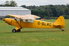 G-BLRC - 1954 build Piper L-21B Super Cub, shortly after arrival at Sywell during the 2016 LAA Rally (egcc) Tags: 183602 2016laarally 542402 egbk gblrc l21b laarally lightroom northampton oodkc orm pa18 pa18135 phdkc piper r112 supercub supercubgroup sywell