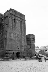 Tomb and Gloom (MilesTravelPics) Tags: jordan 70d desert travel middle east bedouin petra ancient civilization roman