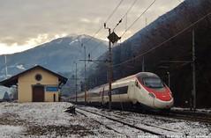 ETR610 - Eurocity SBB (MattiaDeambrogio) Tags: treno treni train trains etr610 preglia vco eurocity ec alsthom pendolino