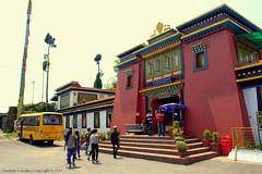 Rumtek Monastery (desolatetraveller) Tags: monastery sikkim northsikkim entry religious buddhist rumtek eastsikkim