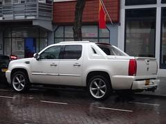 2008 Cadillac Escalade EXT (harry_nl) Tags: netherlands nederland 2017 rotterdam cadillac escalade ext pickup 57vvs3 sidecode7