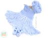 Ivory Dream Christening Gown Crochet Pattern by IraRott (Ira Rott) Tags: christeninggown babydress crochetdress dresspattern crochetpattern laceberet babybeanie babybooties irarottirarott