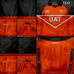 UAT 2015 Local (FIFA07UNL16) Tags: fifa07 kits minikits sofifa unl16 correcaminos uat atletica dark hourse asensomx