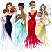 Hollywood Icons by Hayden Williams