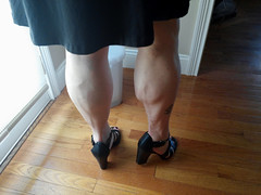 20150604_1231jj (ARDENT PHOTOGRAPHER) Tags: woman female highheels muscular veins calves flexing veiny muscularwoman