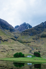 Everybody else I know would talk to me of misery as if it was contagious (eltercero) Tags: scotland escocia glen glencoe