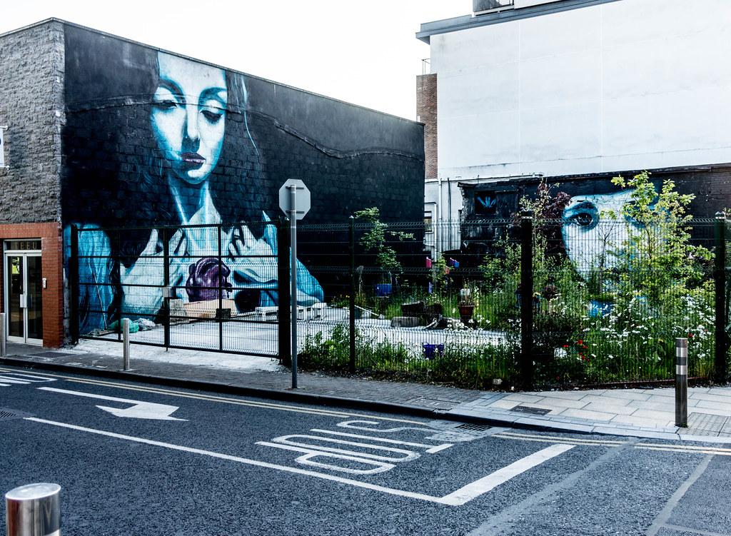STREET ART [LIMERICK] REF-105084