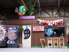 street art Ghent @ Foodfarm Fiesta - Buë the Warrior (_Kriebel_) Tags: street urban food art festival truck graffiti fiesta belgium belgique farm ghent gent gand urbain kriebel gasmeterlaan belgiën tondelier uploadedviaflickrqcom foodfarmfiesta