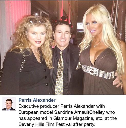 TV/Movies Producer Perris Alexander-Sandrine