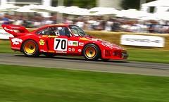 Brian Redman, Porsche 935, Goodwood Festival Of Speed 2015 (wezwerran13) Tags: classiccars goodwood classicporsche festivalofspeed brianredman historicracing porsche935 classicsportscar historicsportscar goodwoodfestivalofspeed2015