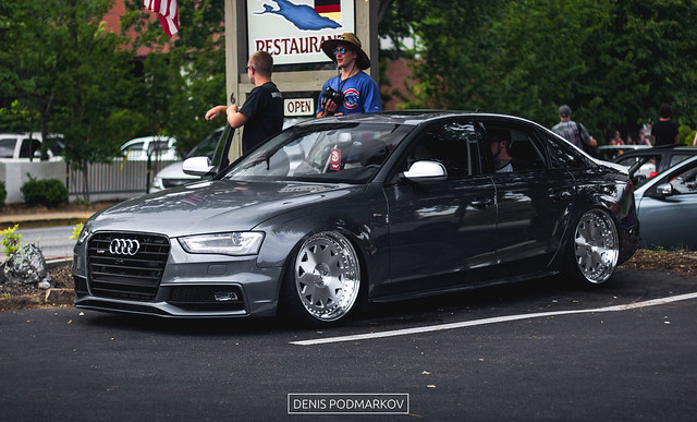 euro low a4 audi stance 2015 fitment sowo fifteen52