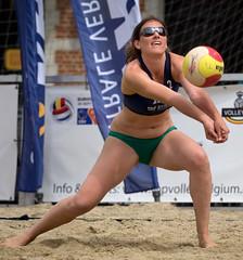O7211067 (roel.ubels) Tags: beach leuven sport beachvolleyball belgian volleyball championships volley volleybal beachvolleybal 2015 topsport