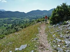Escursionismo Lepini - Monte Semprevisa
