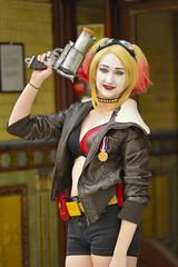 Geekfest - 20 (Stephen J Fyfe) Tags: costume comic geek cosplay glasgow makeup geekfest