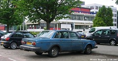 Volvo 244 GL 1977 (XBXG) Tags: auto old holland classic netherlands car amsterdam vintage volvo automobile sweden nederland swedish voiture sverige 1977 paysbas ancienne gl zweden 244 sudoise volvo244 92tt26