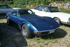 1971 Chevrolet Corvette Stingray (Crown Star Images) Tags: cars chevrolet car 1971 gm stingray bowtie 71 chevy corvette generalmotors